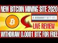 bitcoinmining.news scam  No Payouts  Fake Bitcoin Mining Website