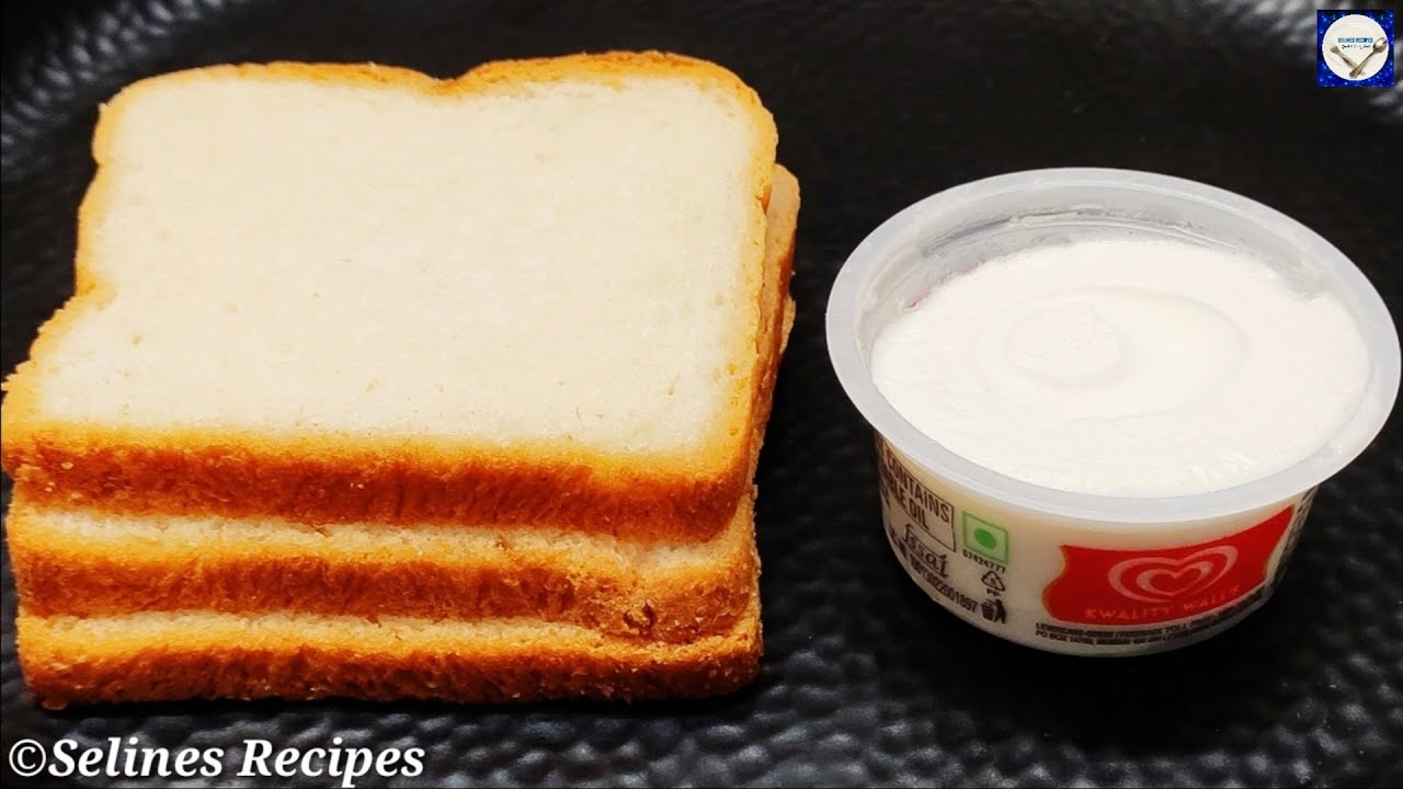 5 minute snacks Recipe | Chocolate Bread Sandwich |No Heat Sandwich
