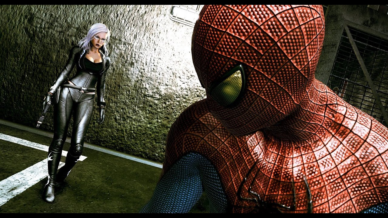 the amazing spider man all cutscenes walkthrough gameplay - youtube