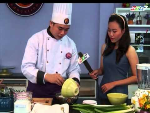 Học làm mứt dừa non - Chương trình Phụ nữ và cuộc sống HTV