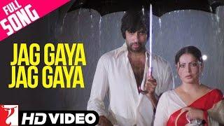Jag Gaya Jag Gaya | Song HD | जग गया जग गया | Kaala Patthar, Mahendra, Pamela, Amitabh, Raakhee