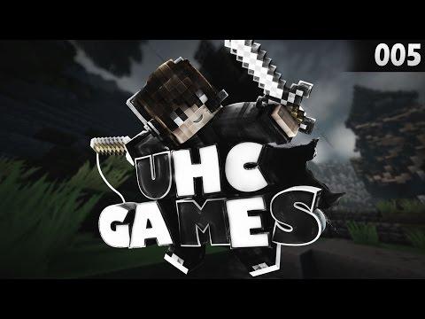 Minecraft: UHC Games #5 MINECON 2016 CAPE (TheParkMC)