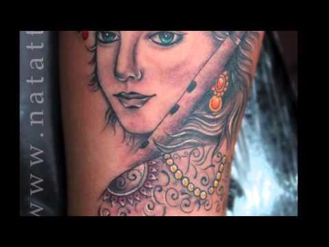 N.A Tattoo Studio's Tattoo Artist Abhishek Ahuja, New Delhi, India
