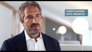 Interview with Pierroberto Folgiero, CEO Maire Tecnimont, about Digital Transformation