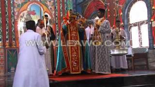 Repeat youtube video Malayalam Holy Qurbana by H.G.Kuriakose Mor Theophilose Metropolitan