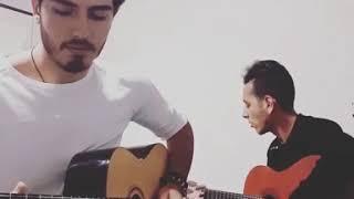 Leyla ile mecnun duygusal melodi gitar. (Mehmet Erdem Geri Dönme) Video