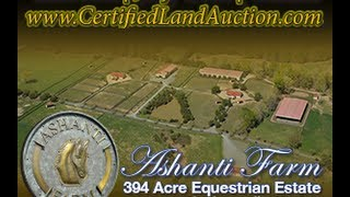 horse farm for sale-luxury equestrian sale-equine property auction