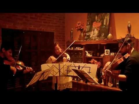 Trio V - 2 violines y viola - Giuseppe Cambini