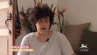 Centro León. Entrevista a Natalia Ortega