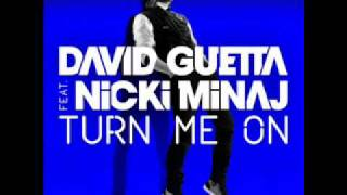 David Guetta Ft. Nicki Minaj - Turn Me On (Michael Calfan Remix)