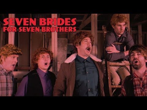 The Patriarchy of 'Seven Brides for Seven Brothers' PARODY  Louder With Crowder