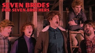 The Patriarchy of 'Seven Brides for Seven Brothers' (PARODY)   Louder With Crowder