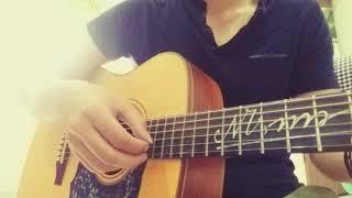 Nụ hôn đánh rơi guitar solo (Tháng năm rực rỡ OST)