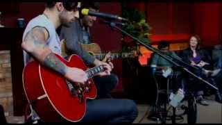 "Boys Like Girls - ""Be Your Everything"" (live acoustic version)"