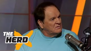 Does Pete Rose care if he gets into the Hall of Fame? | THE HERD