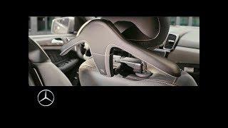 Оригинальные аксессуары салона Mercedes Benz
