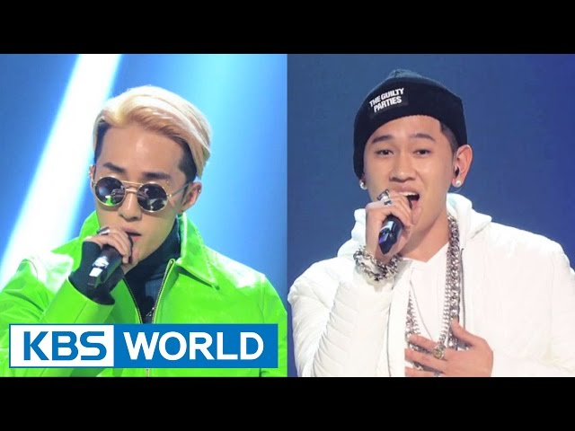 Zion.T & Crush - Just / See Through [Yu Huiyeol's Sketchbook]
