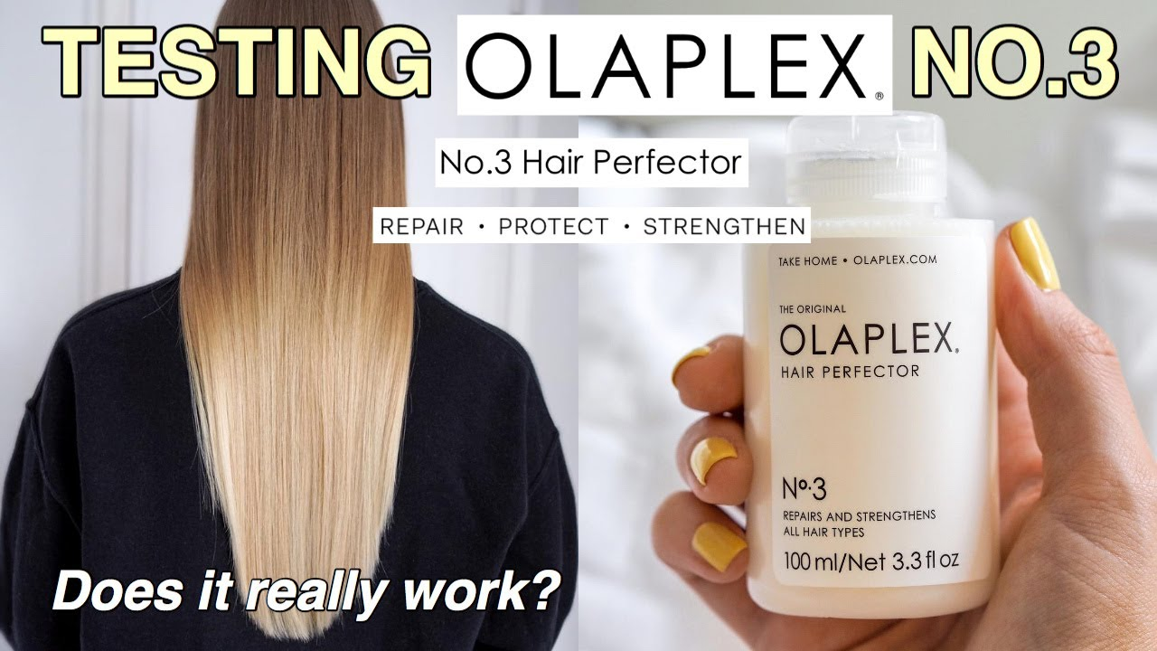 Olaplex 3 reviews