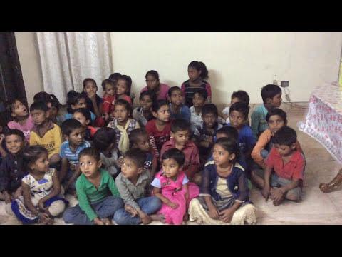 DMI Slum Tution children - Indirapuram