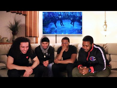 BODIED 🔥🕺🏻!! BTS: BLACK SWAN (LIVE) The Late Late Show with James Corden (REACTION)