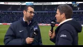 Video Gol Pertandingan Hertha Berlin vs Paderborn
