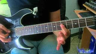 Stratovarius - Unbreakable. Guitar Lesson by Enlascuerdas (Part I)