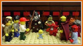 Lego Мультфільм Місто Х - Вкрадена Молодість (повна версія)