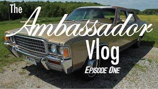 AMC Ambassador Vlog 1: About the Car | AutoMoments