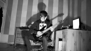 Whitechapel - Messiahbolical (guitar cover)