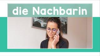 lingoni GERMAN (140) - Dialoge: Arzttermin - Nachbarin - B1
