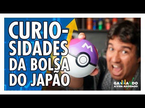 A Bolsa no Japão e Suas Curiosidades! Nikkei! Topix! | Ganhando a Vida Adoidado!