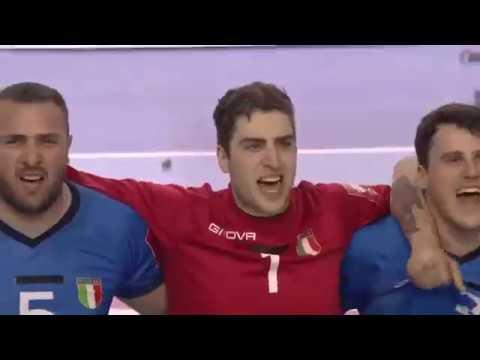 Qualificazioni EURO 2020: Italia - Slovacchia 26-23
