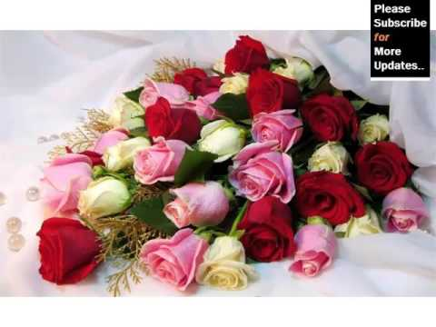 ideas of birthday flower bouquets roses romance, Natural flower