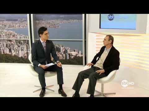 Entrevista com o Psicanalista Carlos Augusto Remor   SBT Meio-Dia