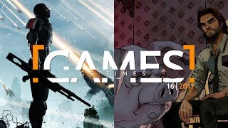 GS Times [GAMES] 16 (2017). The Wolf Among Us 2, NieR 3, Call of Duty: WWII