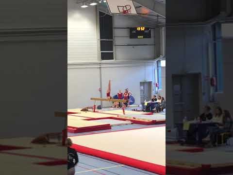 Compétition De Gymnastique 24/04/2019 - Poutre