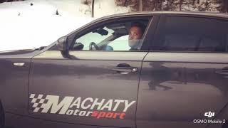 BMW e87 120d Winter Drift / Machaty-Motorsport 2019