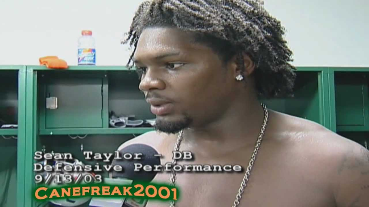 Sean Taylor Comebacks