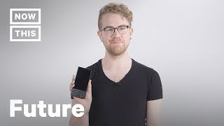 BlackBerry KEY2 Smartphone Review | Future Tech Reviews | NowThis