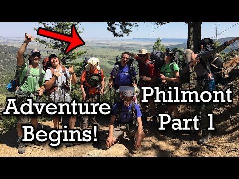 Philmont Scout Ranch 2017 Part 1