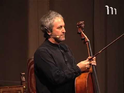 Bach Suite: Mario Brunello