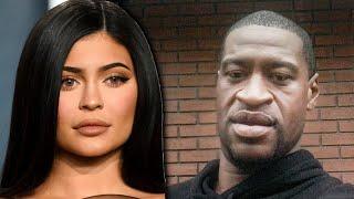 Kylie Jenner & Kim Kardashian React To George Floyd Death