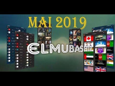 LIVE TV ELMUBASHIR GRATUIT APK MAI 2019 7/7  #Smartphone #Android