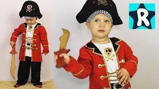★ Костюм ПИРАТ Новогодний Марафон от Рома Шоу Kids Costume Runway Show pirate Roma Show