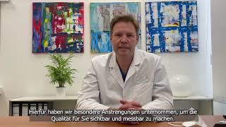 Prof. Dr. Alexander Karl, Chefarzt der Klinik für Urologie