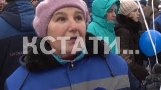 Навашинский судостроительный завод выходит на советские темпы судостроения