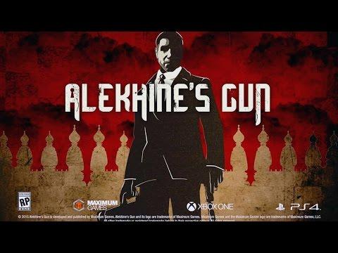 прохождение игры alekhines gun