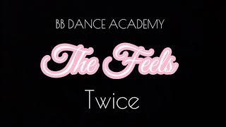 트와이스(TWICE)-The Feels DANCECOVER 안무거울모드 (BB주부댄스오전반)