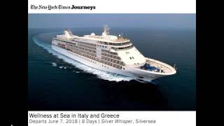 Wellness at Sea in Italy and Greece thumbnail