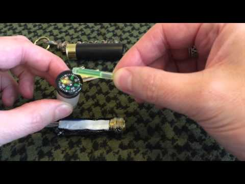 UCSK – Ultra Compact Survival Kit by Polymath review by UKEDC